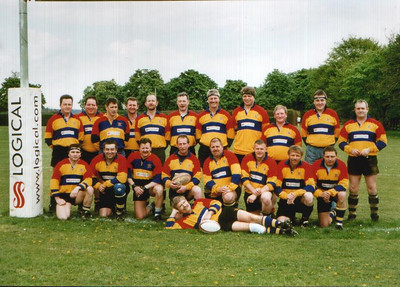 Shire Hall Rugby Team Photo